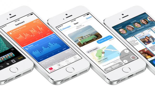 Apple presenta el nuevo sistema iOS 8 para iPhone y iPad