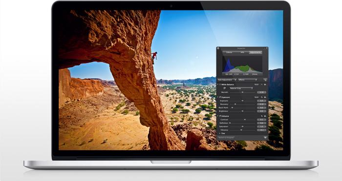 Apple anuncia oficialmente el abandono de Aperture