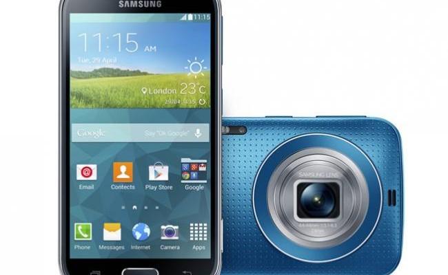 Samsung Galaxy K Zoom, el híbrido entre un móvil y una cámara de fotos