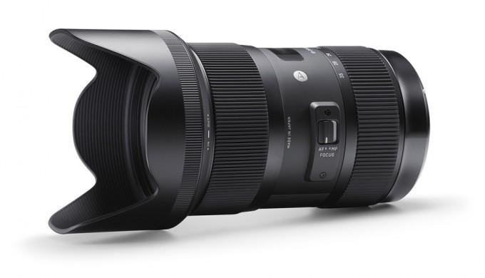 El Sigma 18-35 mm F1.8 DC HSM llegará a finales de mes para Pentax y Sony