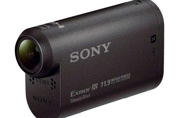 Sony HDR-AS20, la cámara de acción más barata de la firma, a la venta en julio