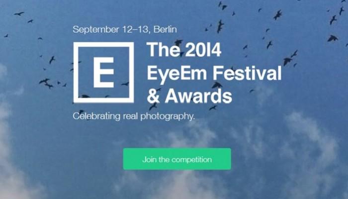 Participa en el EyeEm Festival & Awards y hazte con un buen saco de premios