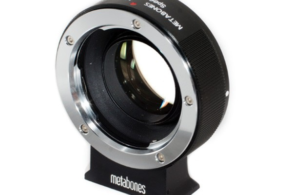 Metabones ha lanzado nuevos adaptadores Speed Booster