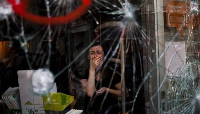 La Ley Mordaza y el nuevo parche identificativo pone en jaque a los fotoperiodistas españoles