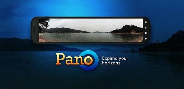 Haz las mejores panorámicas con Pano y tu smartphone