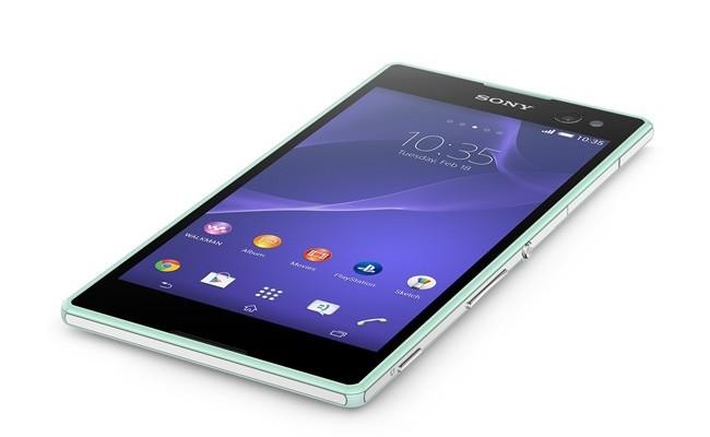 El Sony Xperia C3 se convierte en el primer smartphone PROselfie