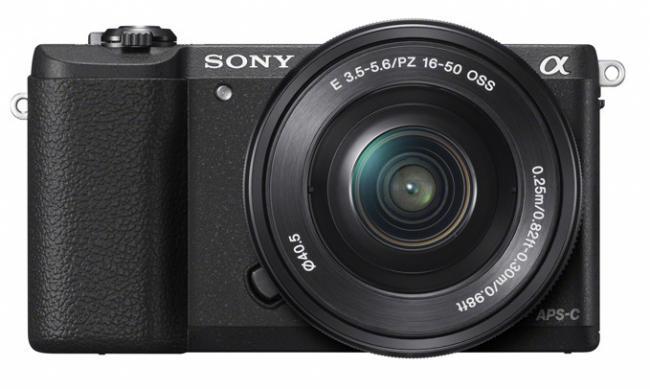 Sony lanza la nueva Sony A5100, su CSC más pequeña y rápida