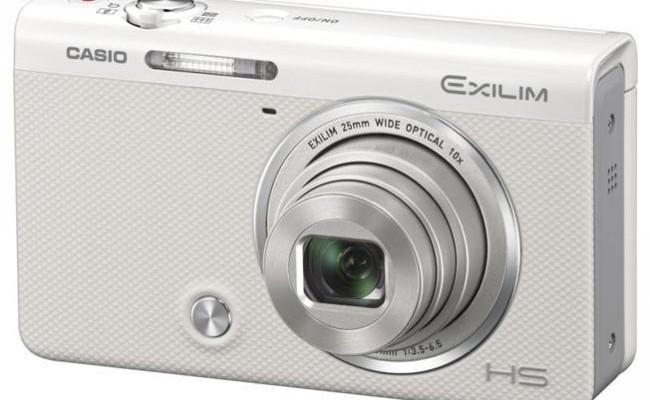 Casio Exilim EX-ZR50, la cámara que hace selfies