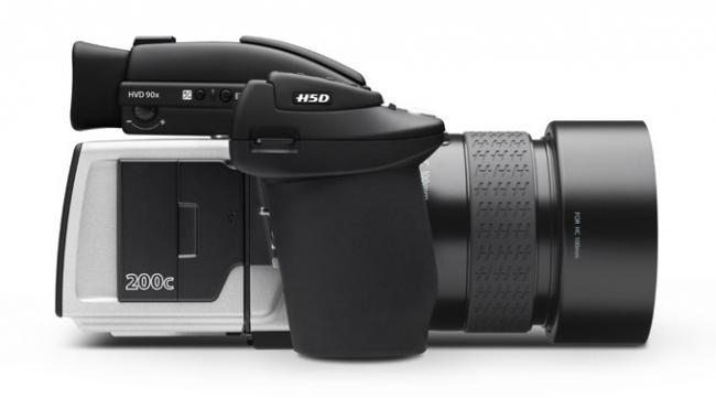 Hasselblad presenta su cámara con 200 megapíxeles