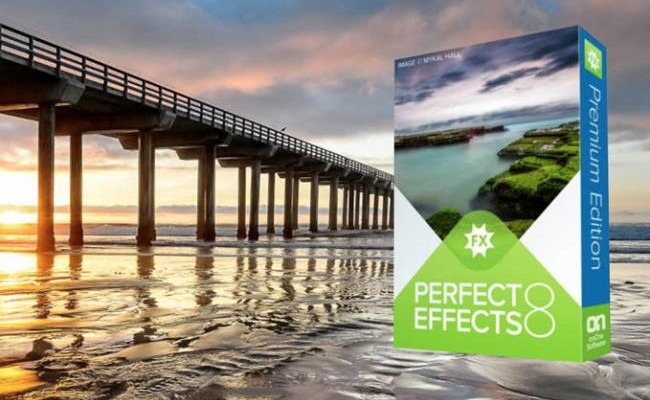 Consigue una versión gratuita del Perfect Effects 8 Premium Edition