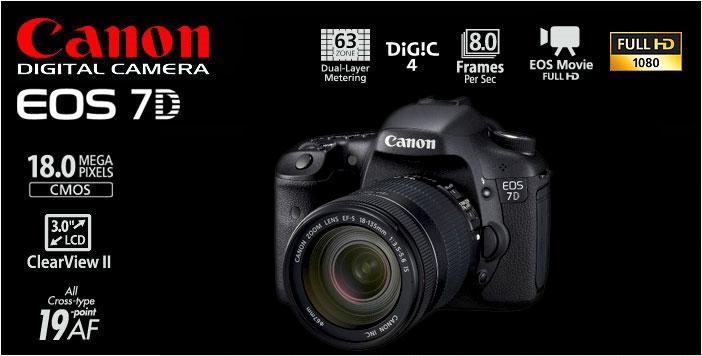 La 7D aparece como descatalogada en Amazon: ¿nueva Canon EOS 7D Mark II a la vista?
