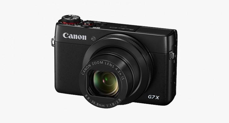 Canon G7X, la nueva compacta de gama alta de la gigante nipona