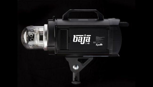 Dynalite B4 Baja, el nuevo flash de estudio portátil