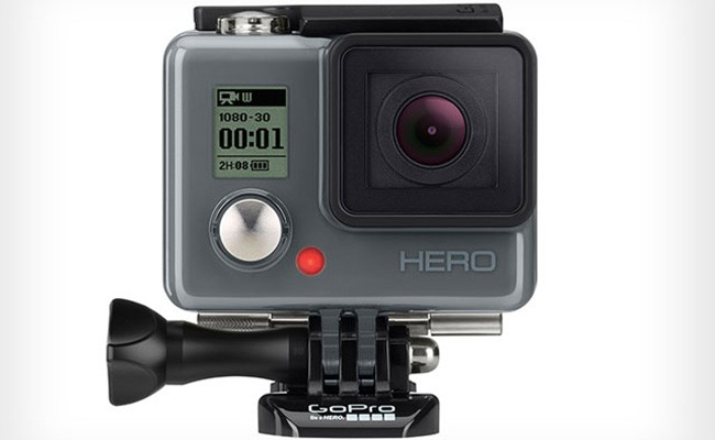 GoPro sacará a la venta una cámara de acción de bajo coste