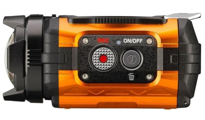 WG-M1, la nueva cámara todoterreno de Ricoh