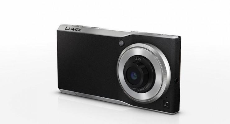 Panasonic anuncia un smartphone con una cámara de verdad: el Panasonic DMC-CM1