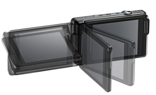 Nikon también tiene su propia compacta perfecta para selfies, la Nikon Coolpix S6900