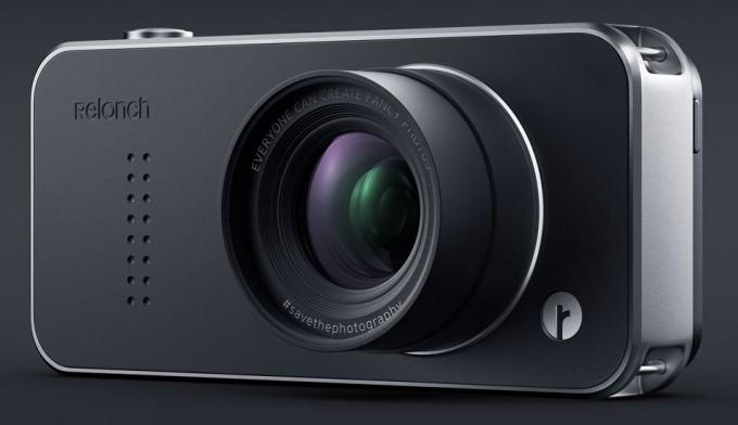 Relonch quiere mejorar la cámara del iPhone