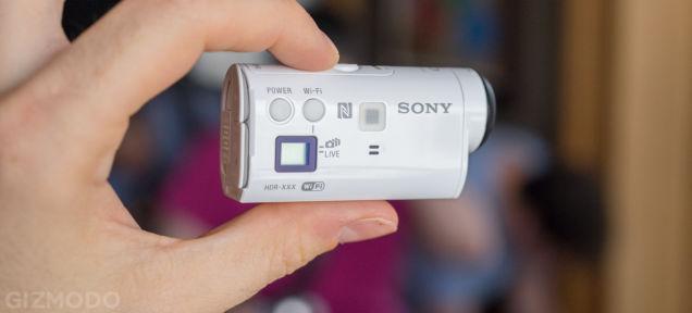 Nueva Sony Action Cam Mini: más pequeña y ligera que nunca