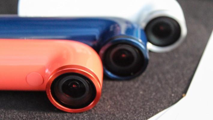 HTC RE Camera: un nuevo concepto de cámara de acción