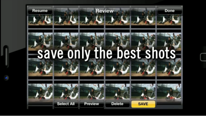Fast Camera: haciendo hasta 800 fotos por minuto con tu smartphone
