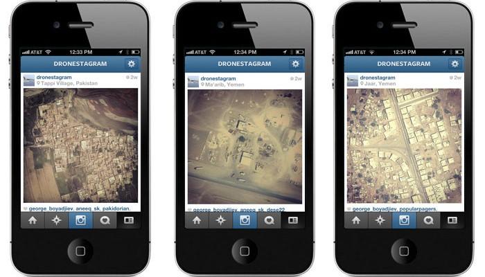 Dronestagram, una nueva red social de fotografía y vídeo