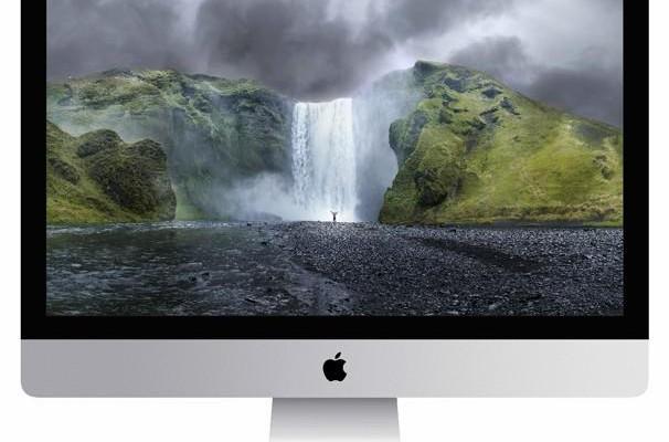 El iMac cuenta con una pantalla retina que tiene un avance muy bueno