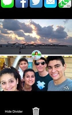 Selfie Vista, el nuevo programa para iOS
