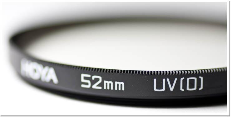 ¿Tiene sentido comprar un filtro UV para proteger el cristal del objetivo?