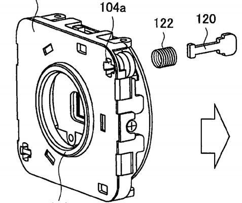 Sony trabaja en un sensor que se desplaza en el interior de la cámara
