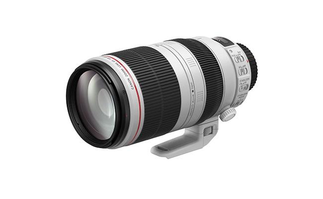 Canon anuncia oficialmente el Canon EF 100-400mm f/4.5-5.6 L IS II USM