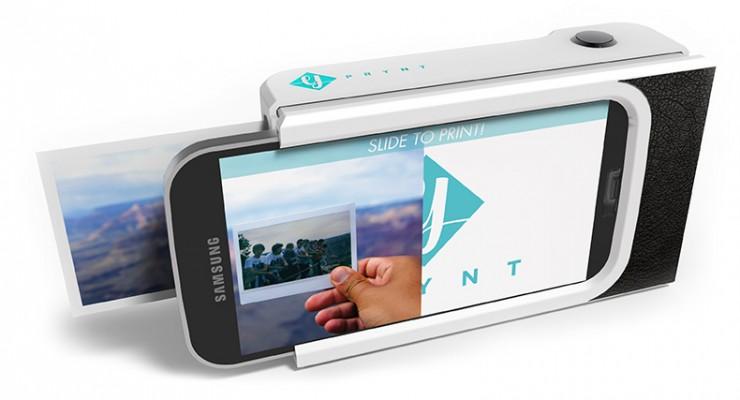 Prynt convierte tu smartphone en una Polaroid